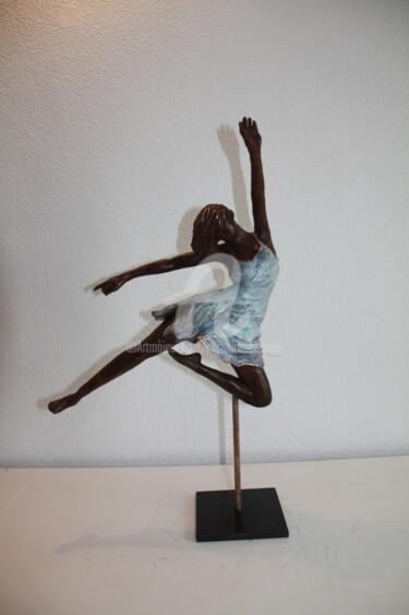 Sculpture, bronze, figuratif, œuvre d'art par Christiane Bernais
